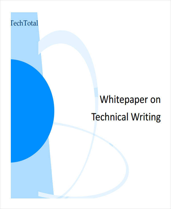white paper format research This page explains thr process of creating a white paper is there enough research/evidence to support the association's opinion once the topic is identified.