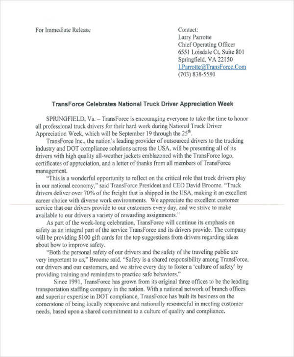 truck driver appreciation letter2