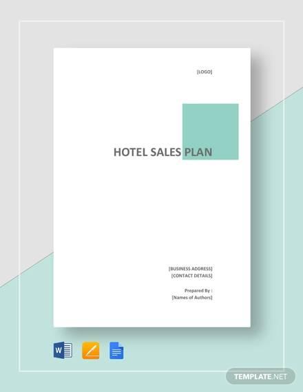 hotel sales