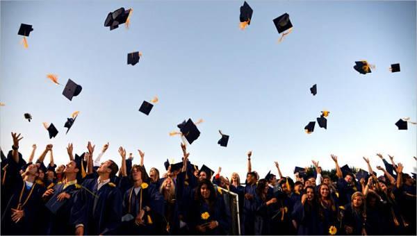 6 Graduation Program Templates