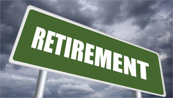 6 retirement program templates examples in word pdf