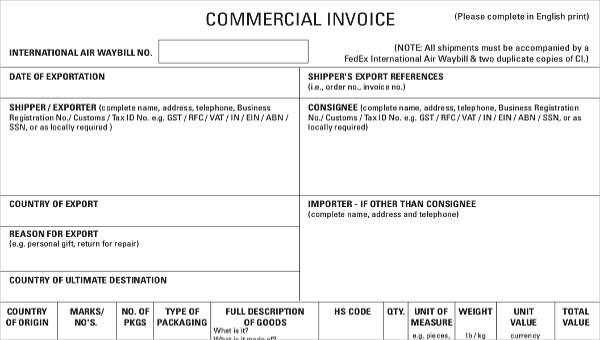 9 rent invoices free sample example format download sample