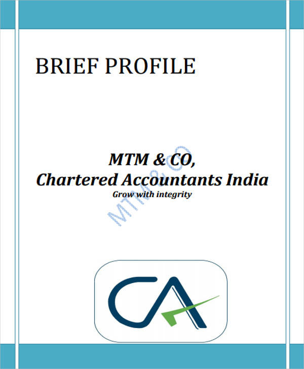 accounting company profile