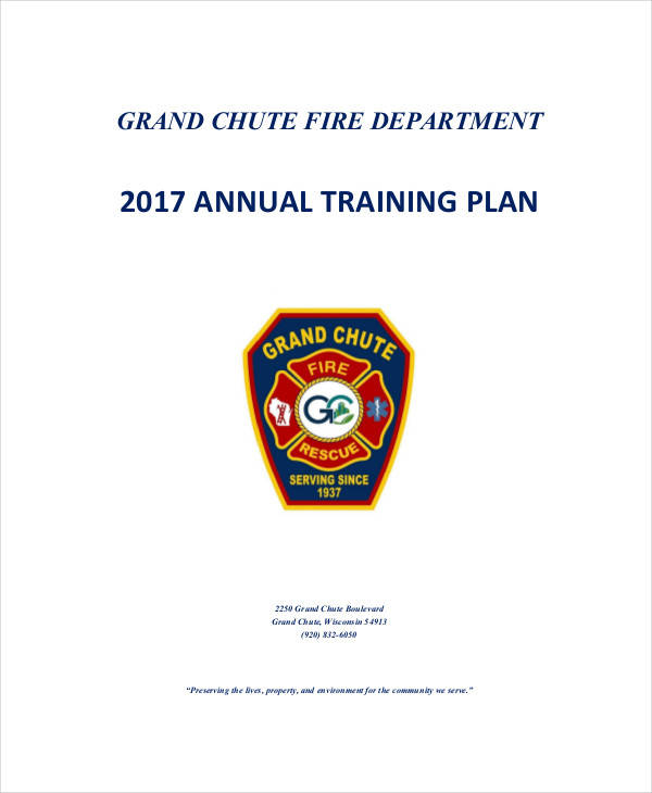 annual training