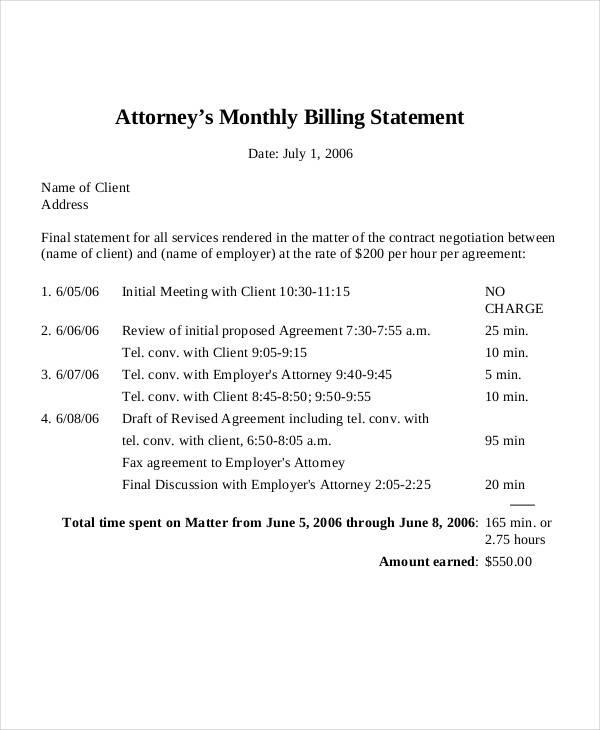 35  free statement samples  u0026 templates