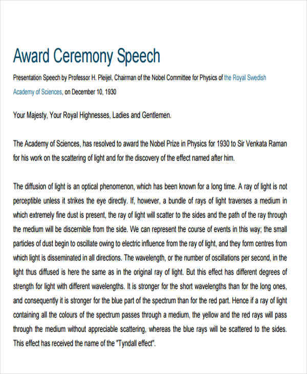 award ceremony copy