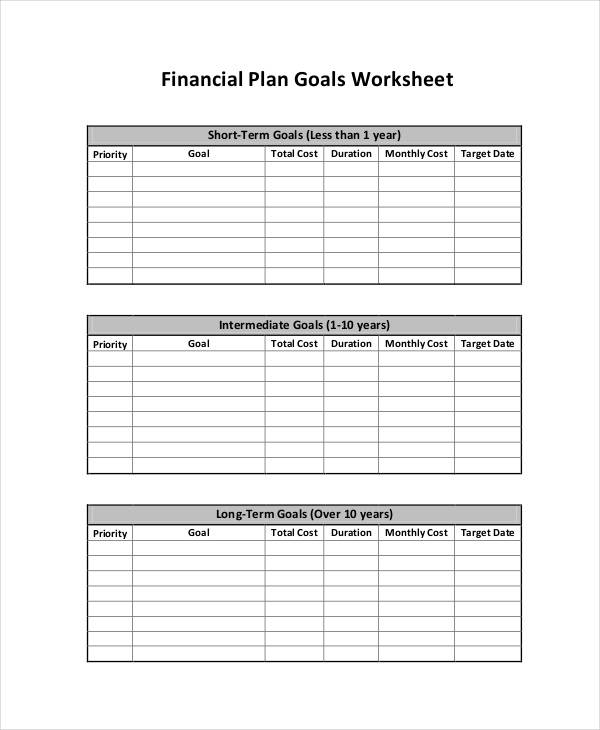 basic financial plan2