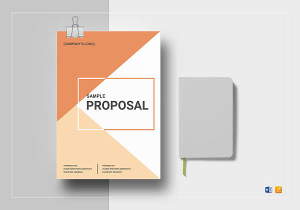 basic proposal outline template in word