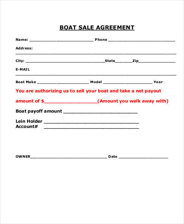 Sales Agreement Contract Samples  Templates  Pdf Doc