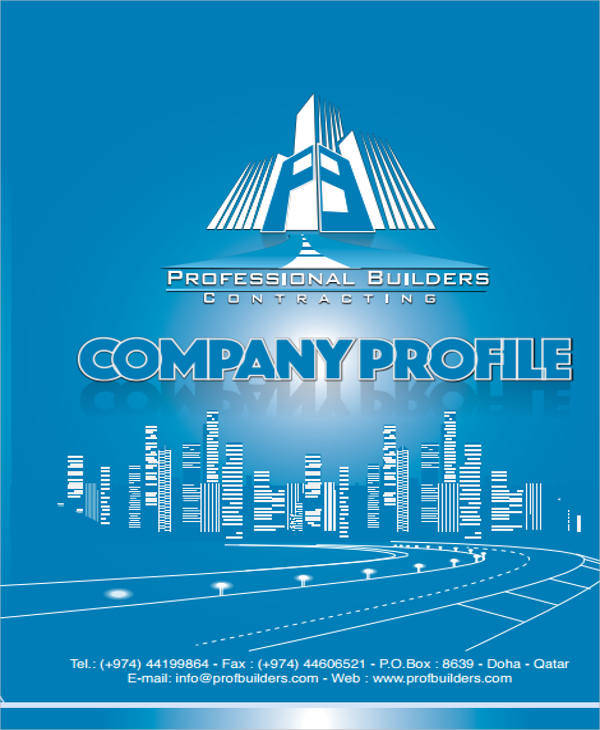 25+ Company Profile Samples - PDF