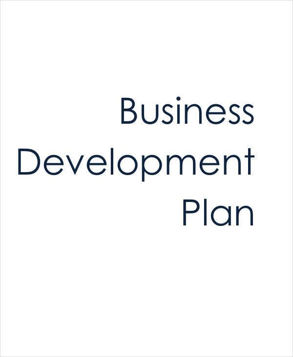 business development plan1