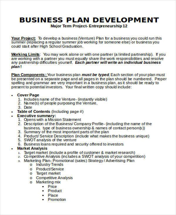 business development plan2
