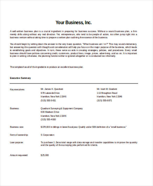 Application letter for head of department position