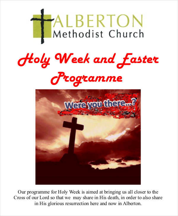 church ester program
