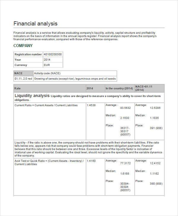 company financial1