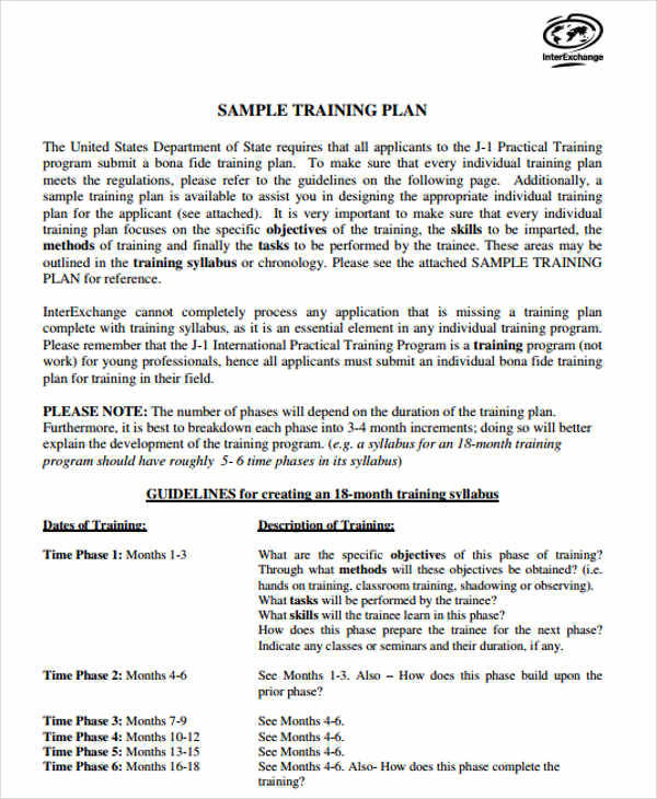 Company Plan Templates  Examples In Word Pdf