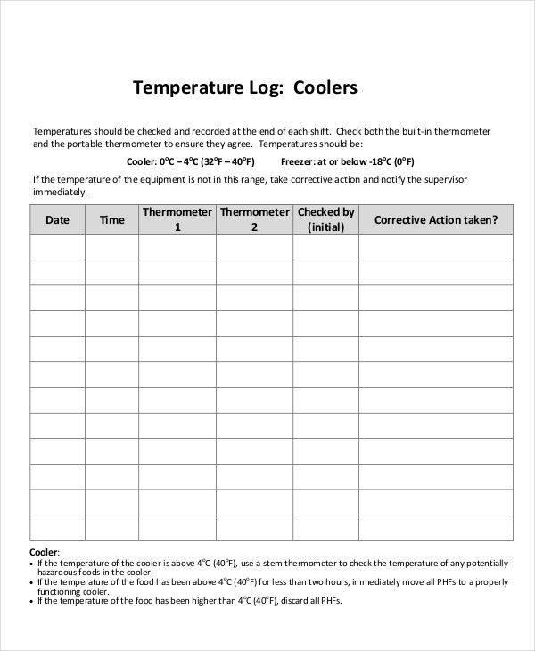 39 Free Log Templates