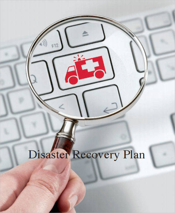 disaster recovery plan4