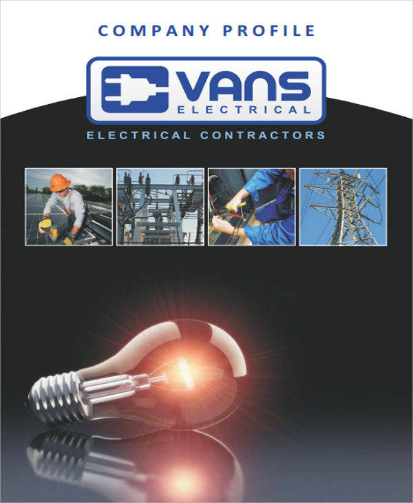 electrical company profile