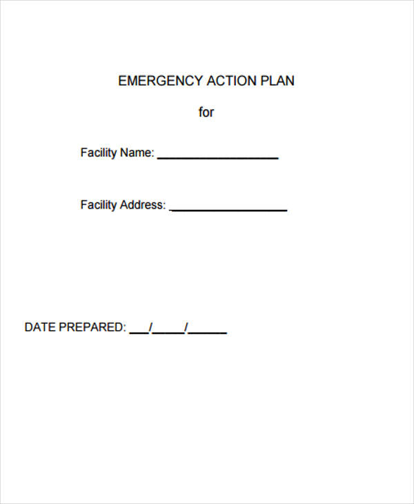 emergency action plan1