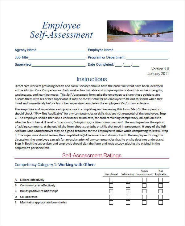 employee self