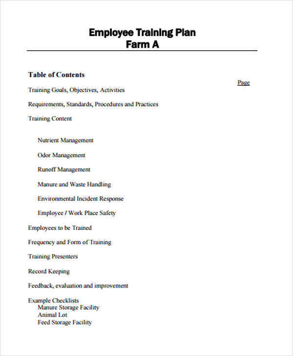 employee training plan4
