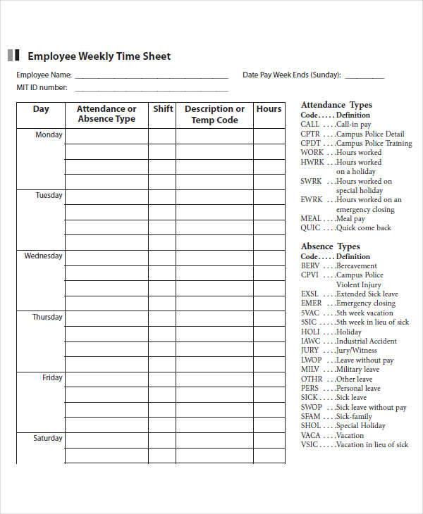 employee weekly timesheet2