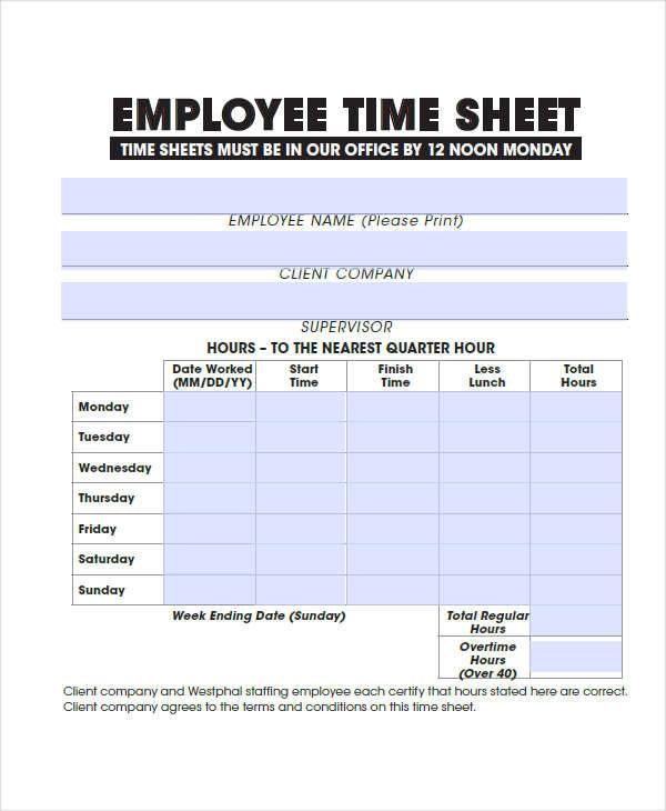 free employee time1