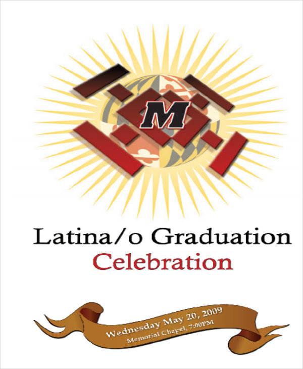 graduation celebration program