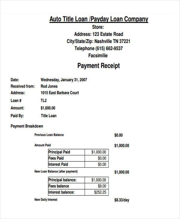 loan payment receipt1