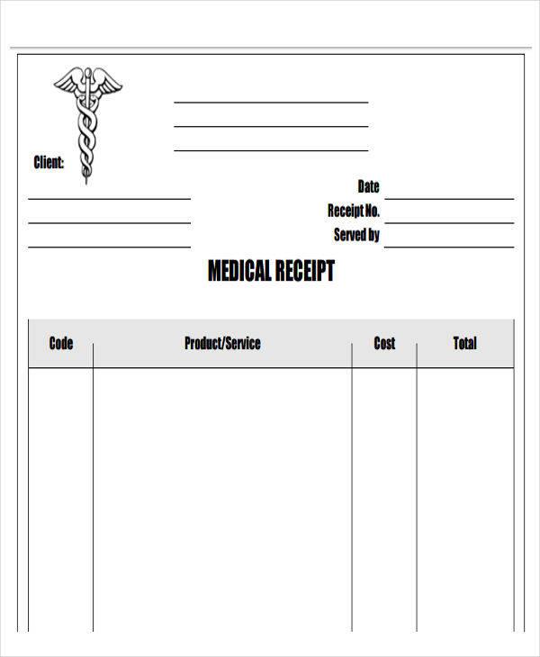 medical payment receipt1