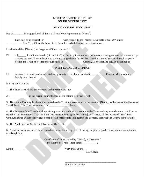 mortgage deed contract1