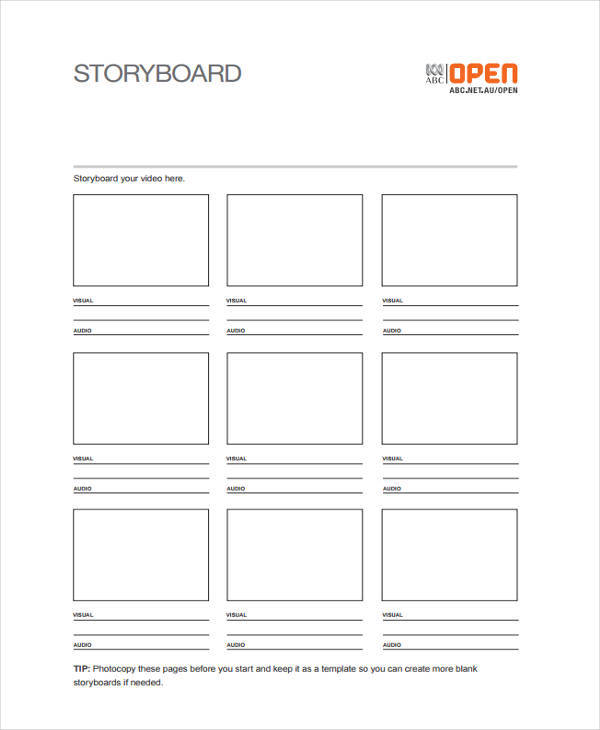 movie about storyboard