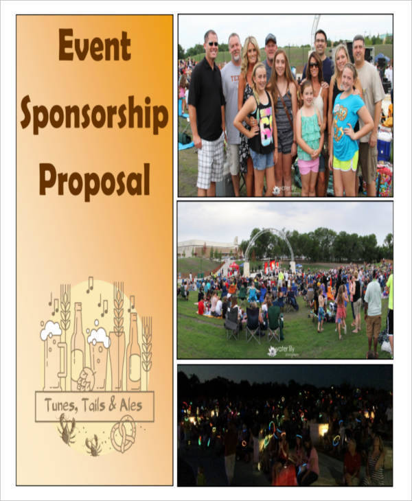 music event sponsorship proposal1