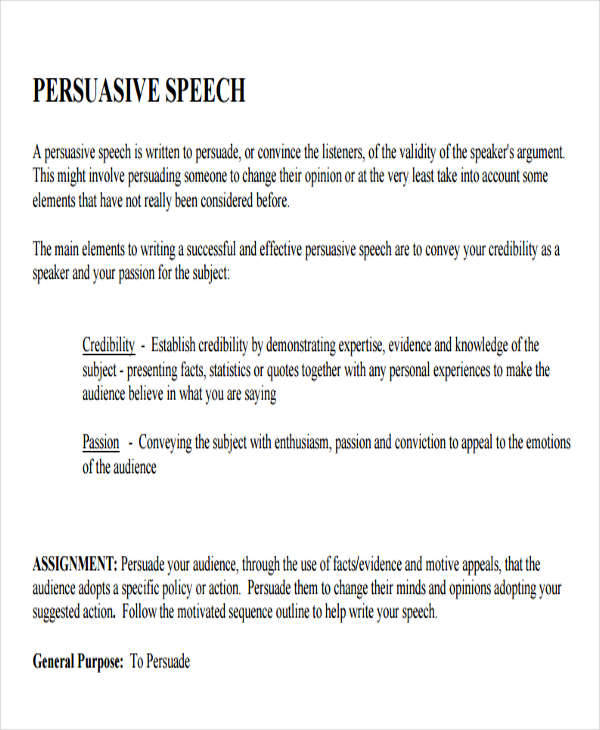 outline for a informative speech Thank you rebekah for the effort that you've mad in making this video, it is realy helpful, the way of explanation is very simple and easy to understand,but i have one question,if i've been asked to write an informative speech on the day of the exam,what is the structure that i should follow to write iti mean,.