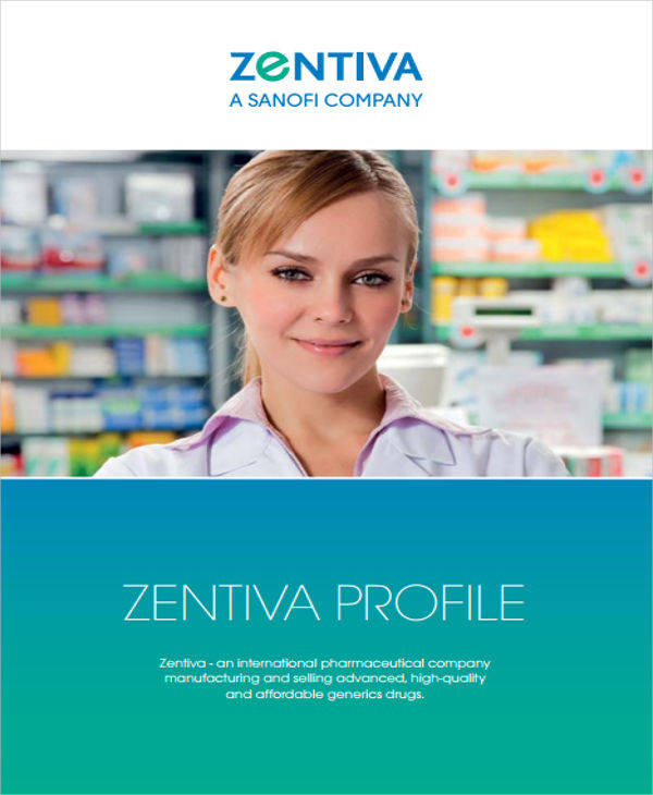 pharmaceutical company profile