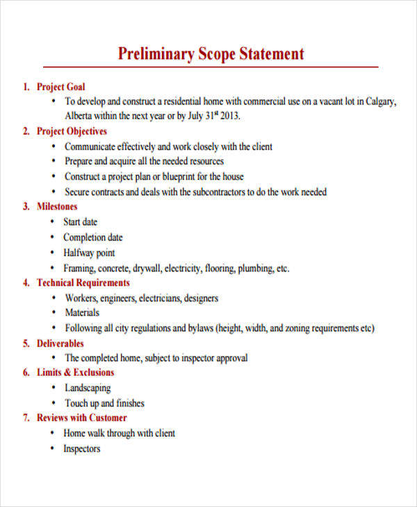 36  statement examples  u0026 templates in pdf