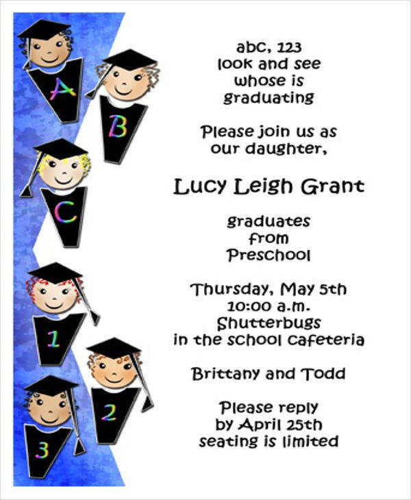 6 Graduation Program Templates Pdf Word