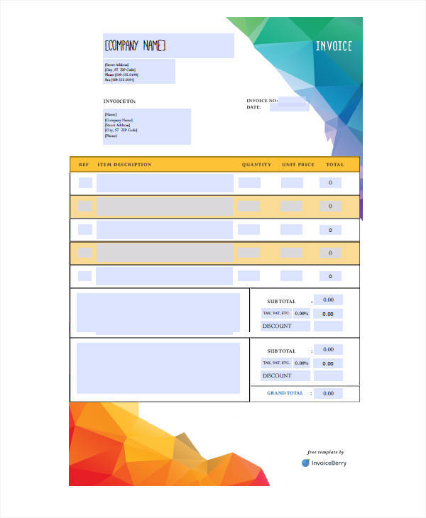 professional business invoice1