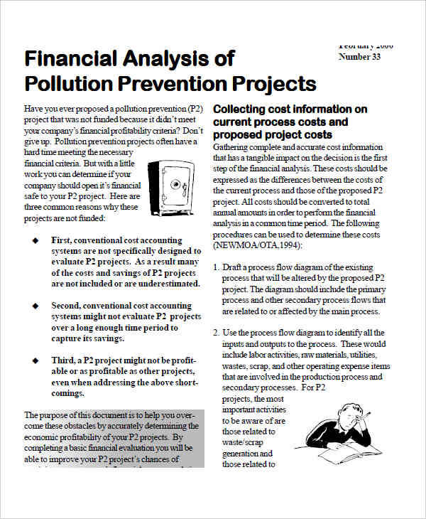 project financial