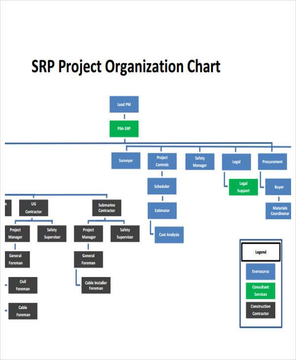 project organization chart1