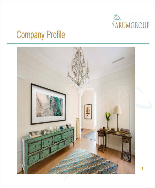 25 Company Profile Samples Pdf