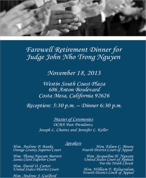 retirement farewell program1