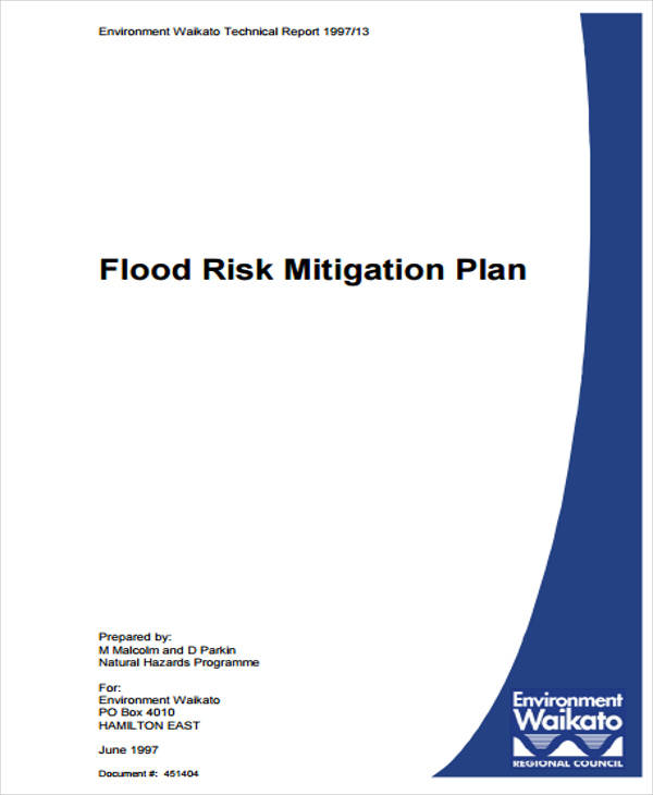 risk mitigation plan2