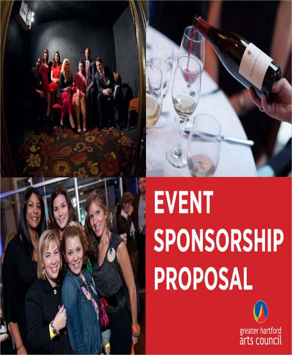 sample event sponsorship proposal