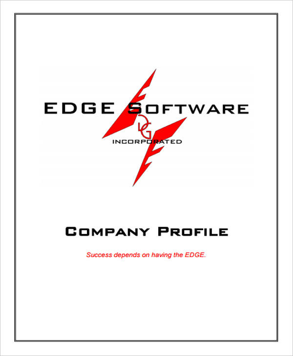 software company profile