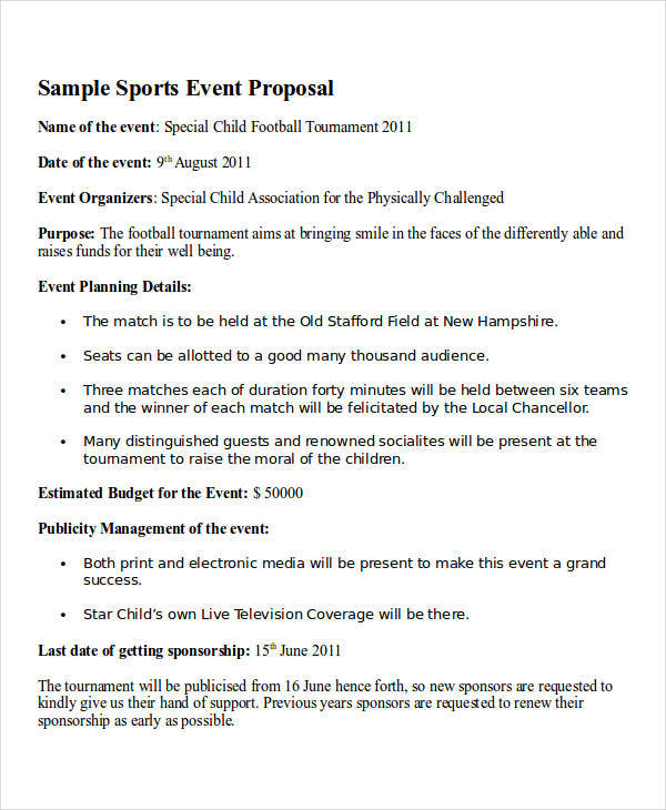 Event Proposal Official Proposal For Cultural Dance Event Move For