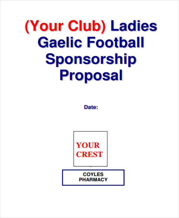sports event sponsorship proposal1