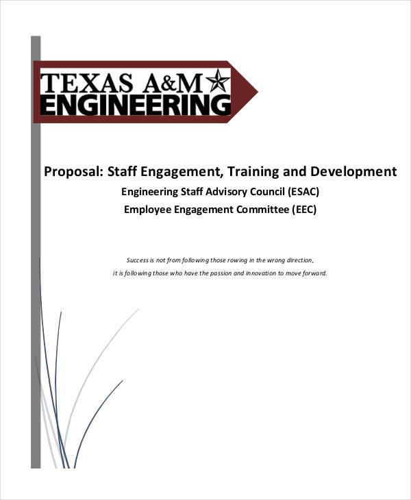 staff training proposal1