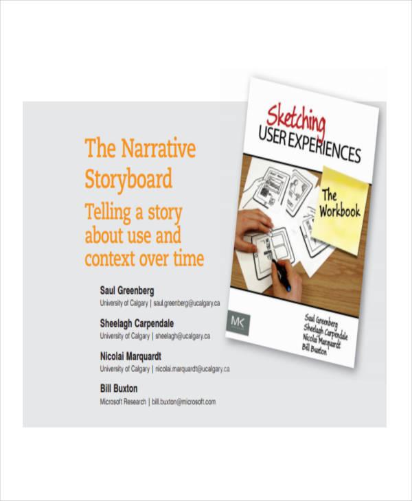 storyboard narrative photography